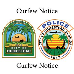 Curfew Notice