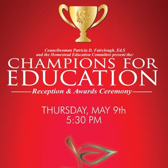 Champions for Education 2019