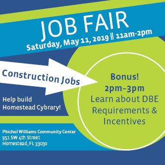 Cybrary Construction Job Fair 2019