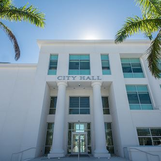 City Hall Image for Closures
