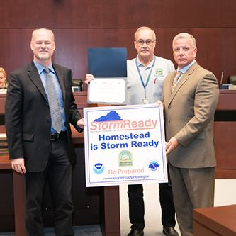 Burgess StormReady Presentation