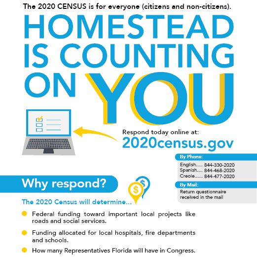 2020 Census Flyer
