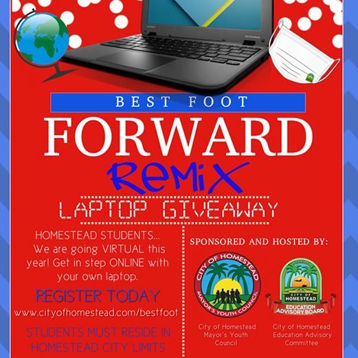 Best Foot Forward 2020 Flyer