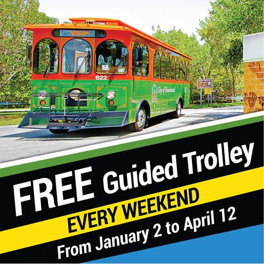 National Parks Trolley 2020 Web News