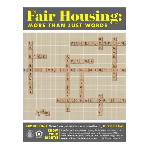 Fair Housing Month Flyer 2021